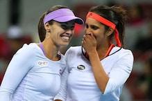 Sania Mirza-Martina Hingis claim China Open title