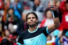 Rafael Nadal beats Fabio Fognini to reach final of China Open