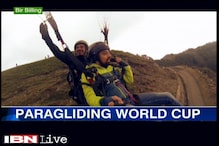Himachal all set to host India's first Paragliding World Cup
