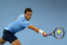 Vasek Pospisil beats Marcos Baghdatis for a place in Malaysian Open quarters