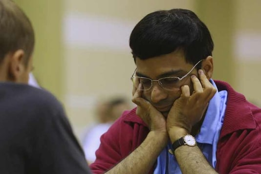 File photo of Viswanathan Anand. (Photo Credit: Getty Images)