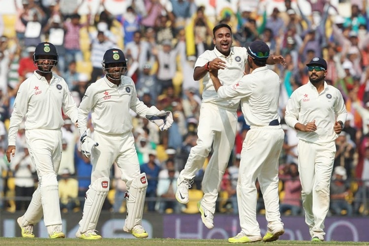 In pics: India vs South Africa, 3rd Test, Day 3