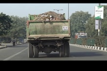 Uncovered garbage trucks a menace for Delhiites
