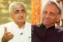 Mani Shankar Aiyar, Salman Khurshid behaving like ISI, IS 'propagandists': BJP