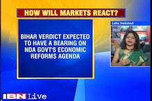 After Bihar poll debacle, experts expecting a downward move in the markets today