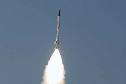 India successfully test-fires nuclear capable Prithvi II missile