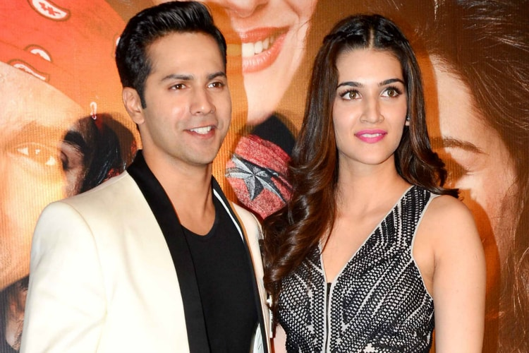 Varun dhawan and kriti sanon dating services