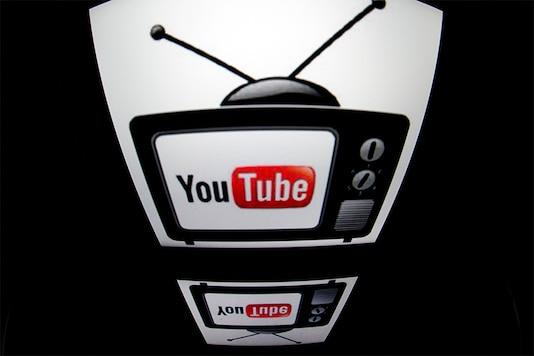 YouTube (Image: AFP)