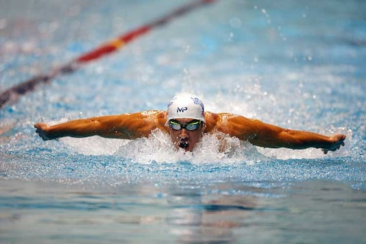 Michael Phelps challenges former sponsor Speedo with new brand