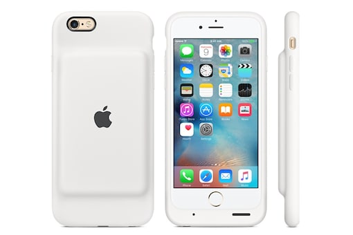 Apple launches Smart Battery Case for iPhone 6, iPhone 6s at $99; extends battery life by up to 25 hours