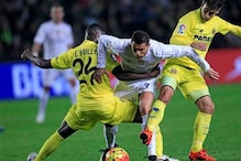 Atletico pull even with Barca at top of Liga, Real Madrid lose