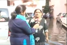 Rain fury: Residents used plastic covers, cotton sarees to prevent water from entering their homes
