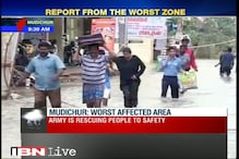 Mudichur district in Chennai worst-affected by heavy rains