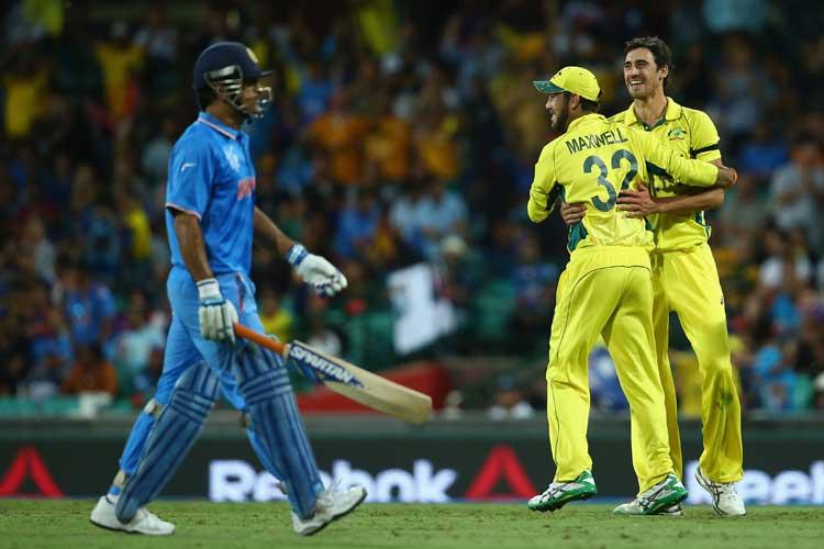 india lose to aus 2015