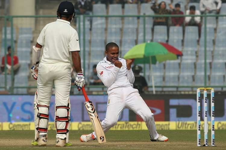 In pics: India vs South Africa, 4th Test, Day 1