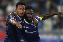In pics: Chennaiyin FC vs Atletico de Kolkata, 2nd semi-final, first leg