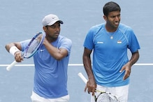 Bopanna, Paes Crash Out in First Round of China Open