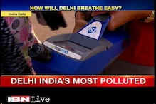 Greener places are polluted in Delhi