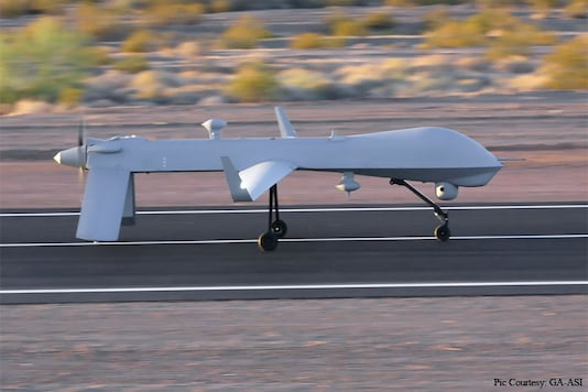 With an eye on China, India seeks armed drones like Predator XP from US
