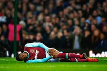 West Ham's Diafra Sakho may be out for up to two months