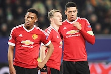 In pics: Manchester United knocked out, Arsenal-Chelsea through to Champions League last 16