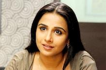 Vidya Balan hospitalised for suspected kidney stone