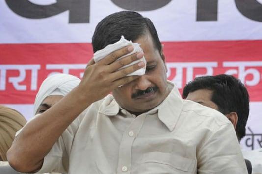 File image of Delhi CM Arvind Kejriwal