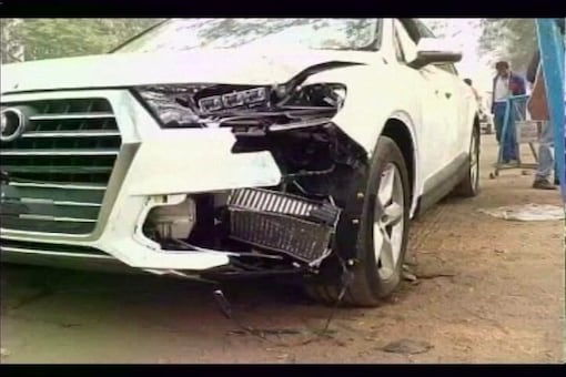 Audi hit-and-run case: Accused Sambia confesses to driving killer car