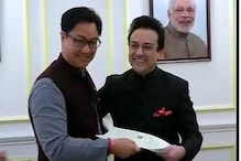Adnan Sami receives Indian citizenship certificate, describes it as a 'new beginning'