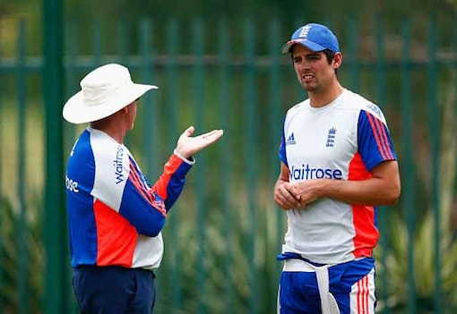 FIle Image of Alastair Cook. (Getty Images)