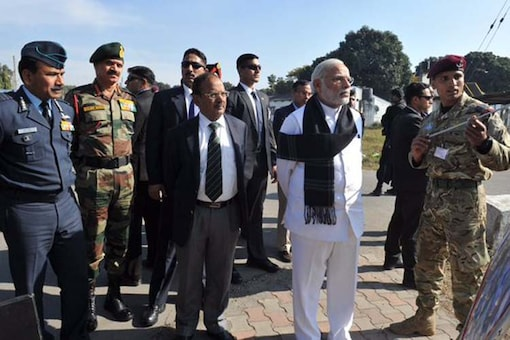 Satisfied with response to Pathankot attack, Modi says after his visit