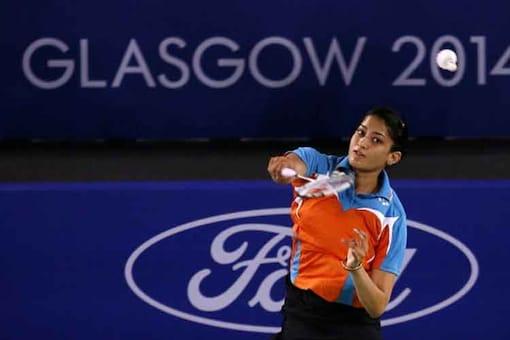 A file image of Ashwini Ponnappa. (Getty Images)