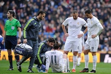 La Liga: Bale, Benzema injured in Real Madrid's 5-1 rout of Sporting Gijon