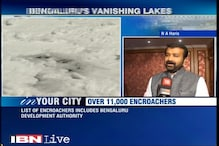 Big embarrassment for Karnataka government as top politicians become beneficiaries of lake encroachment
