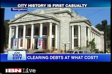 Bengaluru faces financial crunch, historic buildings mortgaged