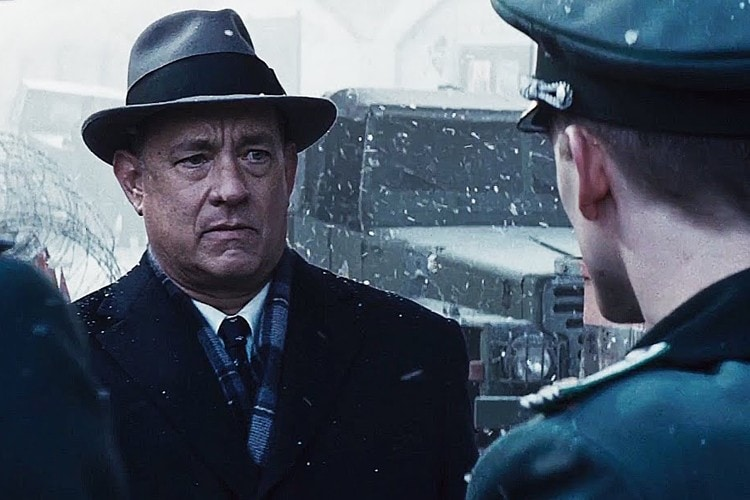 'Bridge of Spies' has been nominated for Original Score category for this years Oscars.