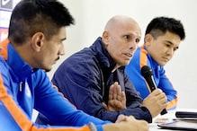 SAFF Cup organisation was a joke: India coach Constantine