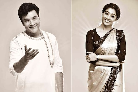 First look: Prosenjit Chatterjee to play Bengali superstar Uttam Kumar in a new TV show 'Mahanayak'