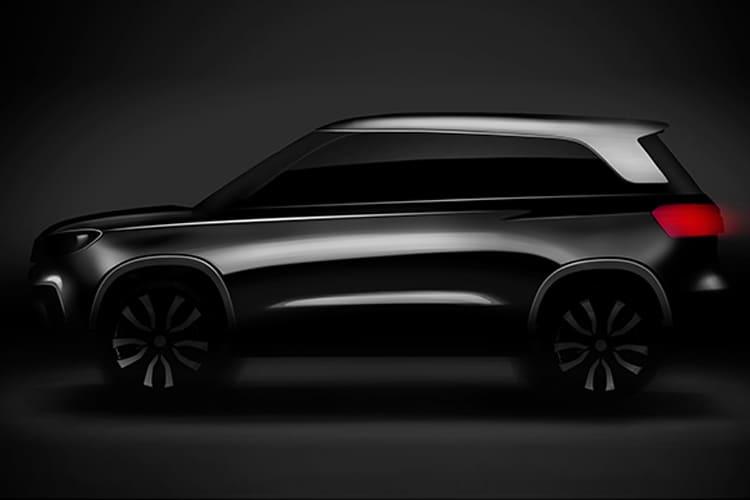 Maruti Suzuki Teases Vitara Brezza Compact Suv To Be Unveiled At