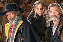 Quentin Tarantino's 'The Hateful Eight' tweet review: Live