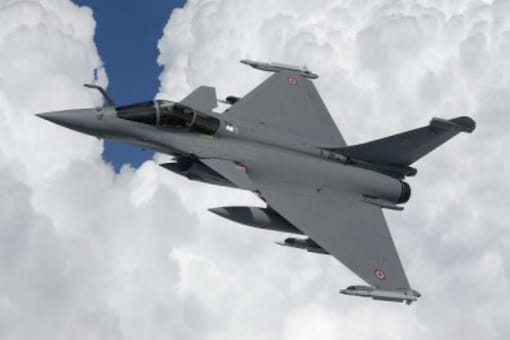 File photo of Rafale fighter jet
