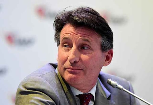 World Athletics chief Sebastian Coe (Photo Credit: Getty Images)