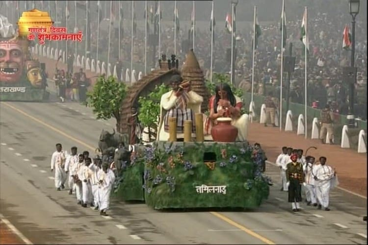 India showcases military might, cultural heritage at Rajpath