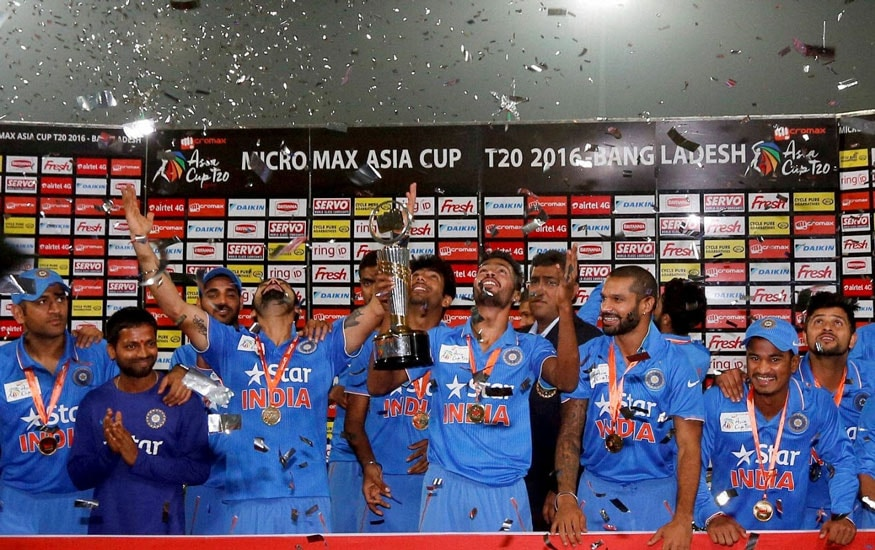 Asia Cup: A Look at the Champions from 1984 to 2018