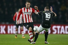 Champions League: PSV to play without suspended captain De Jong against Atletico