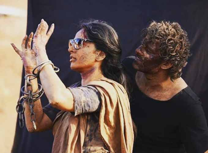 18 Behind-the-scenes Moments From 'Bahubali' That You've