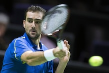 Cilic and Dodig advance to 2nd round of World Tennis Tournament