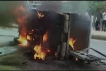 Truck chased by West Bengal Police allegedly for bribe hits car, three students killed