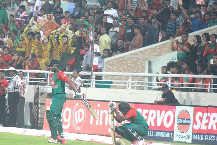 In pics: Bangladesh vs UAE, Asia Cup, Match 3
