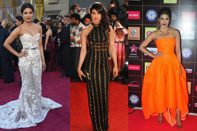 12 of Priyanka Chopra's best outfits that prove she has an ...